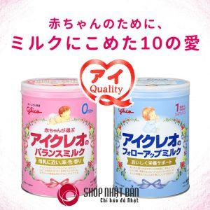 Sữa Glico