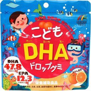 Kẹo cho bé DHA