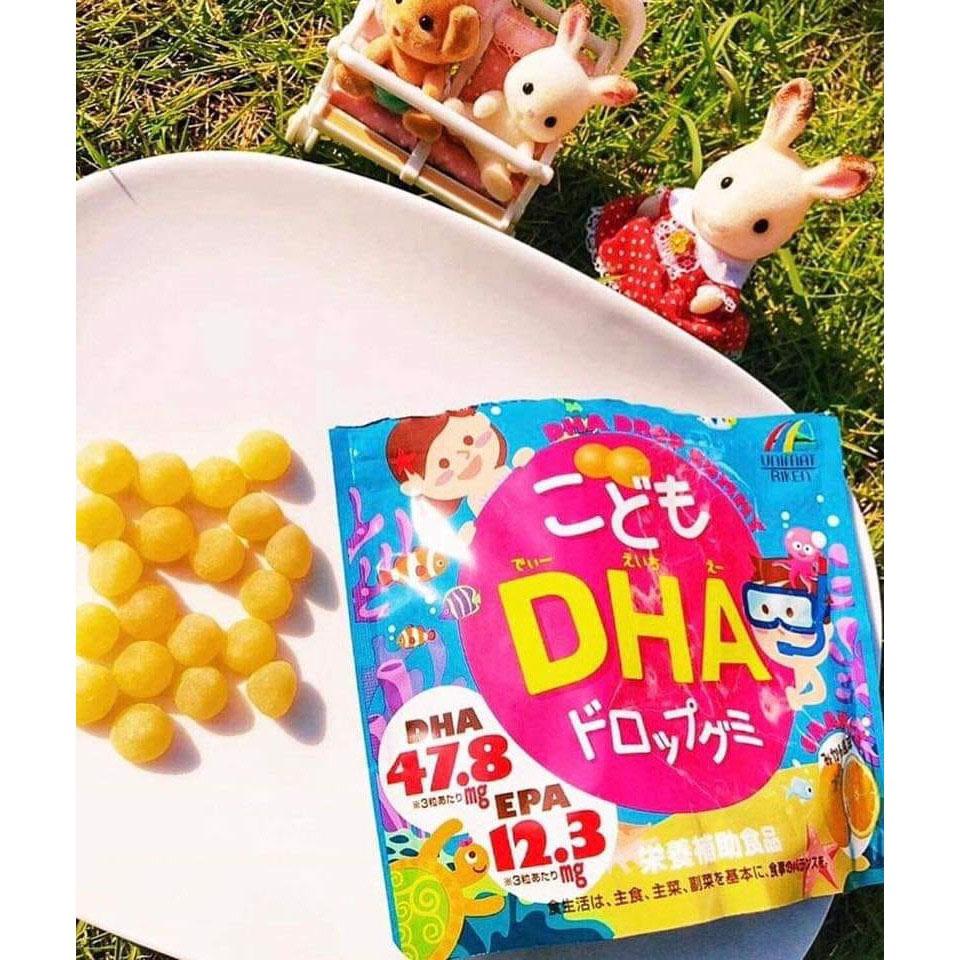 DHA giúp tăng cường trí nhớ, kích thích sản sinh tế bào thần kinh, nuôi dưỡng tế bào thần kinh mạnh khỏe nhờ đó giúp trẻ nhớ nhanh, nhớ lâu, trẻ thông minh hơn.