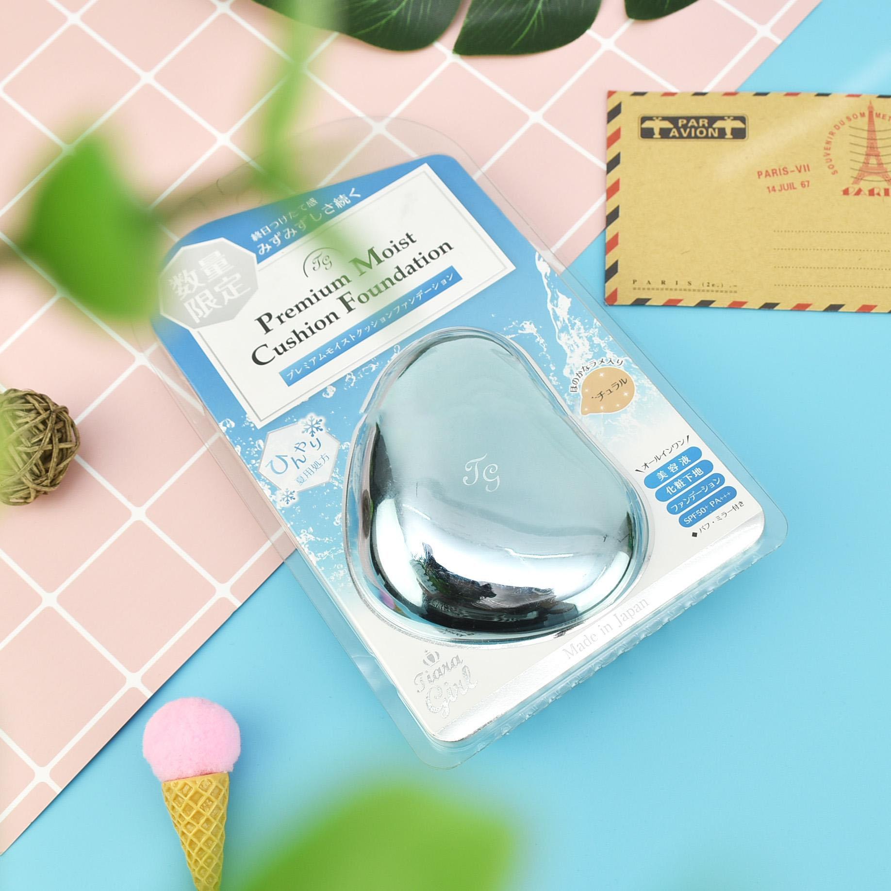 Độ che phủ hoàn hảo, tạo lớp nền mỏng mịn đẹp, tự nhiên. Có chỉ số SPF cao, có thể thay thế kem chống nắng.