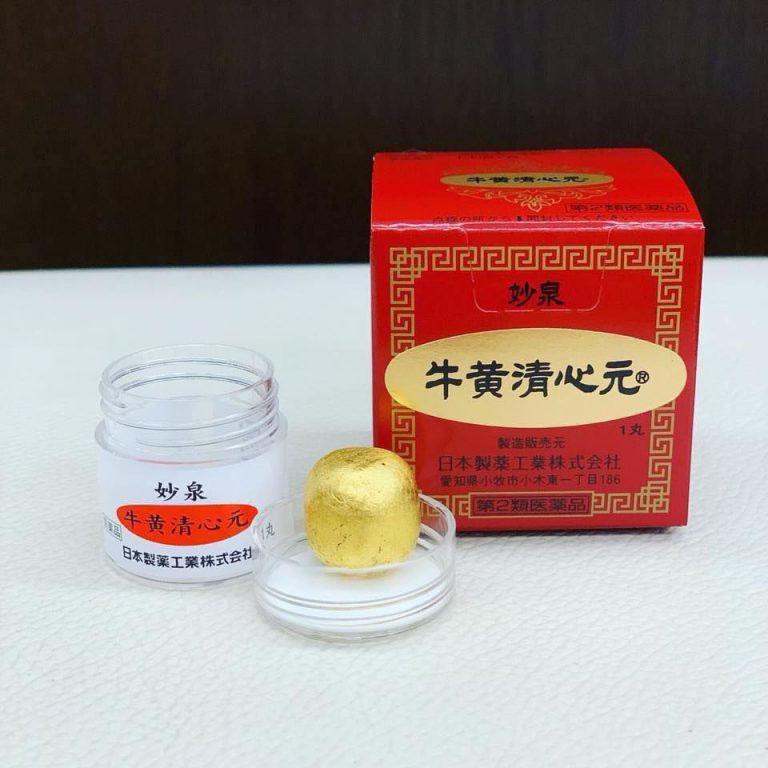 An cung Ngưu Hoàng Hoàn là sự kết hợp của các bài thuốc cổ có từ những ngày xa xưa xuất phát từ hai đất nước Trung Quốc và Nhật Bản.