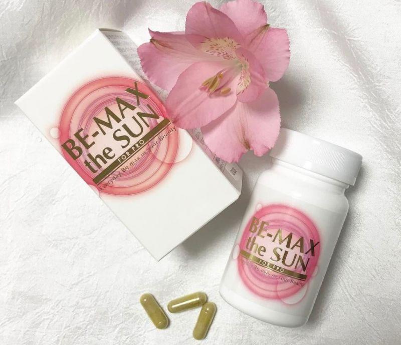 Be-Max The Sun không chứa các thành phần hóa học gây dị ứng, kích ứng, không chứa paraben, tạo hương